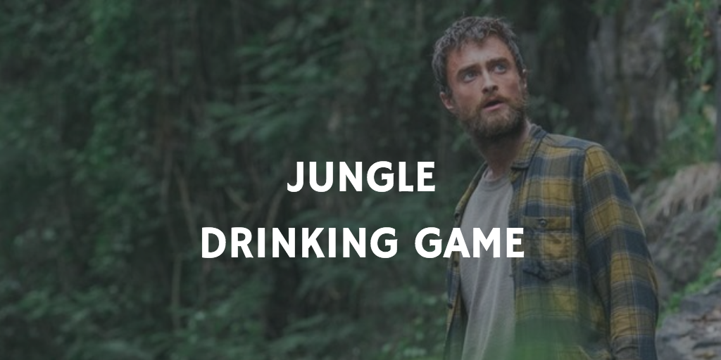 Movie Drinking Games Staring Daniel Radcliffe