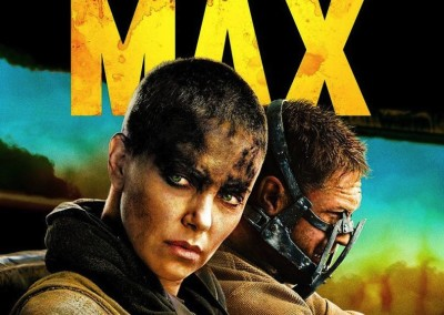 Mad Max: Fury Road (2015) Drinking Game