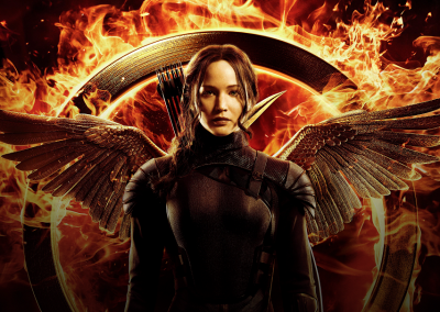 The Hunger Games: Mockingjay Part 1 (2014) Drinking Game