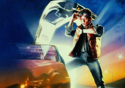 Back to the Future (1985) Drinking Game