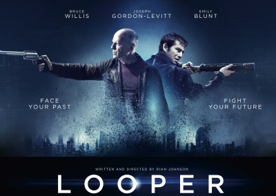 Looper (2012) Drinking Game