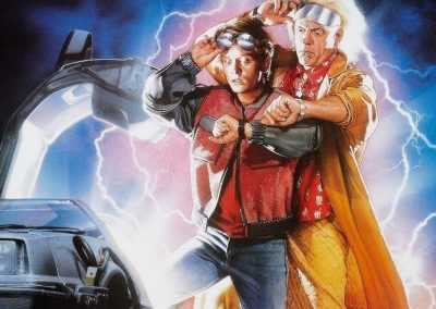 Back to the Future II (1989) Drinking Game