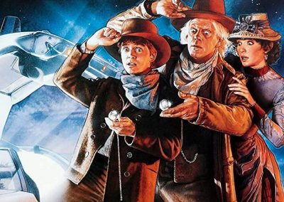 Back to the Future III (1990) Drinking Game