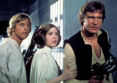 Star Wars: Episode IV – A New Hope (1977) Drinking Game