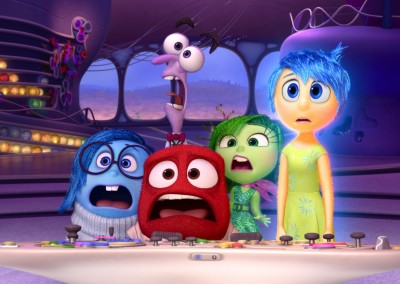 Inside Out (2015) Drinking Game