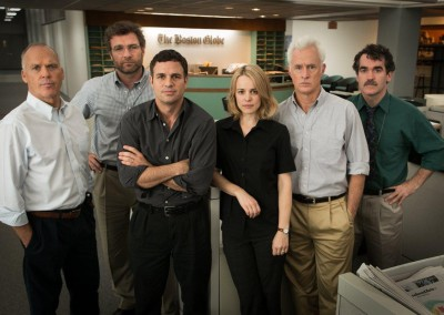 Spotlight (2015) Drinking Game