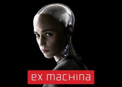Ex Machina (2015) Drinking Game