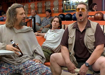 The Big Lebowski (1998) Drinking Game