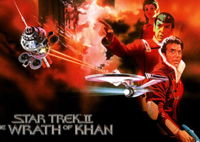 Star Trek II: The Wrath of Khan (1982) Drinking Game