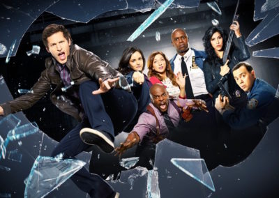 Brooklyn Nine-Nine Drinking Game