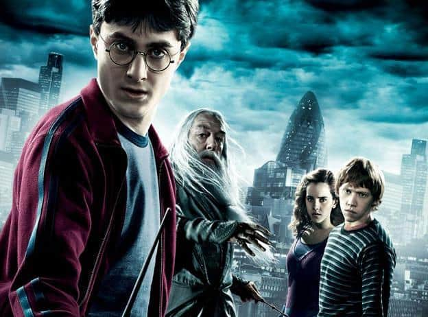 The Ultimate Harry Potter Drinking Game