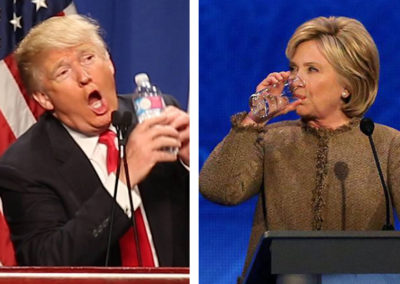 2016 Presidential Debate Drinking Game