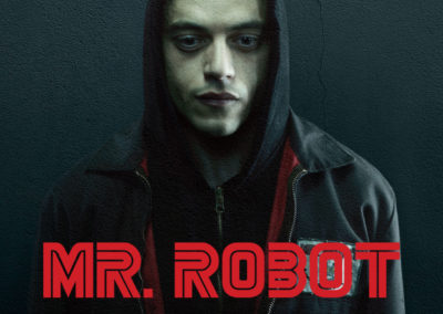 Mr. Robot Drinking Game