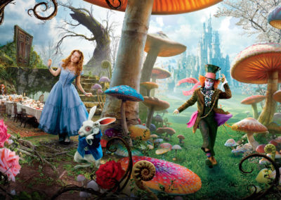 Alice Through the Looking Glass (2016) Drinking Game