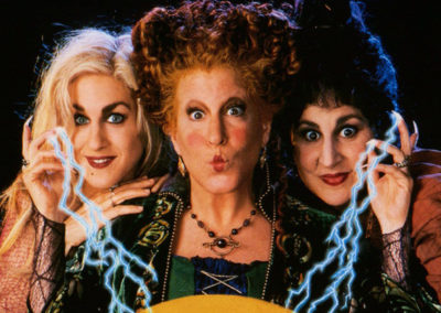 Hocus Pocus (1993) Drinking Game