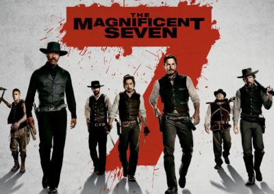 The Magnificent Seven (2016) Drinking Game