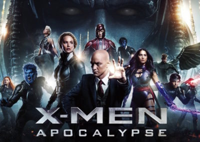 X-Men: Apocalypse (2016) Drinking Game