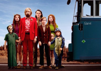 Captain Fantastic (2016) Drinking Game