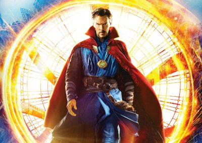 Doctor Strange (2016) Drinking Game