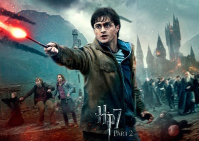Harry Potter and the Deathly Hallows Part 2 (2011) Drinking Game