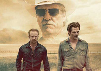 Hell or High Water (2016) Drinking Game