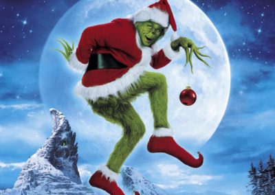 How the Grinch Stole Christmas (2000) Drinking Game