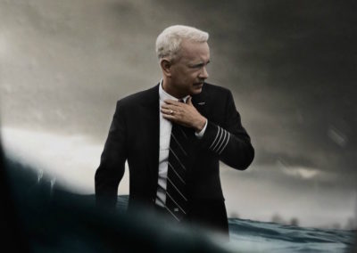 Sully (2016) Drinking Game