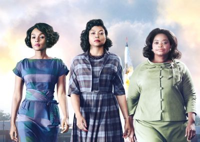 Hidden Figures (2016) Drinking Game
