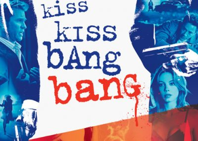 Kiss Kiss Bang Bang (2005) Drinking Game