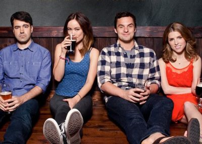 Drinking Buddies (2013) Drinking Game