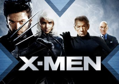 X-Men (2000) Drinking Game