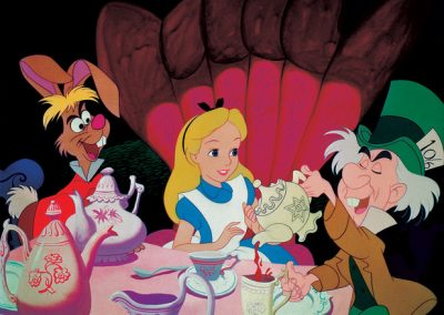 Alice in Wonderland (1951) Drinking Game