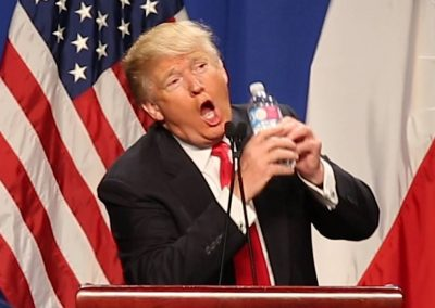 Donald Trump is President Drinking Game