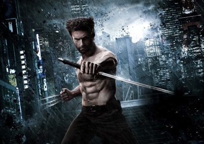 The Wolverine (2013) Drinking Game