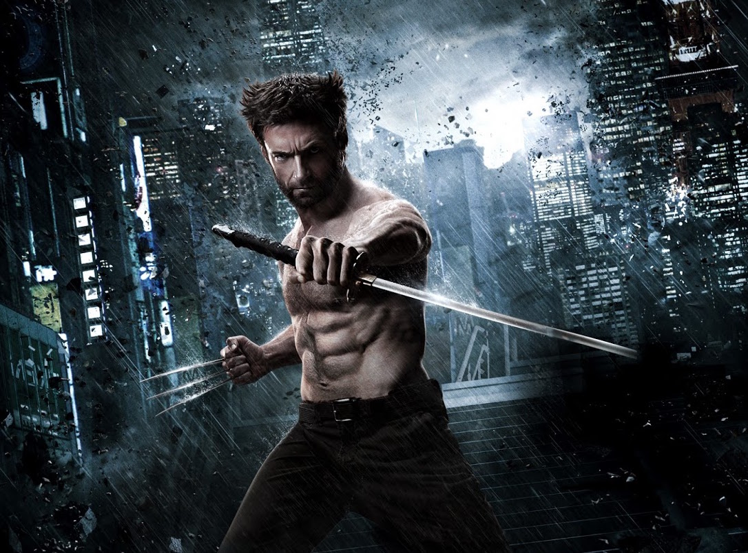 The Wolverine 2013: The Wolverine (2013) Drinking Game