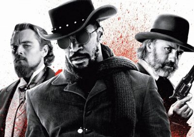 Django Unchained (2012) Drinking Game