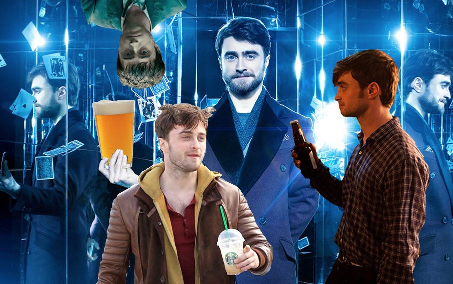 9 Non-Harry Potter Drinking Games Starring Daniel Radcliffe