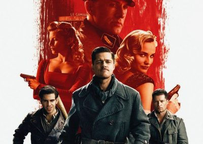 Inglourious Basterds (2009) Drinking Game