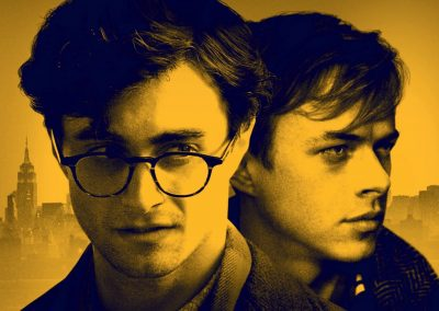 Kill Your Darlings (2013) Drinking Game