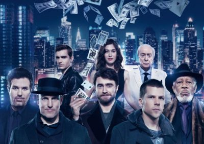 Now You See Me 2 (2016) Drinking Game