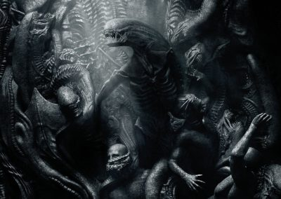 Alien: Covenant (2017) Drinking Game