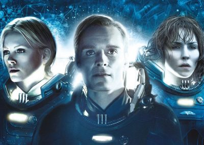 Prometheus (2012) Drinking Game