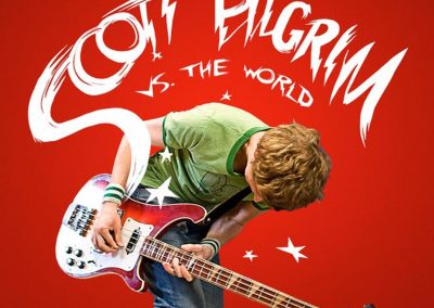 Scott Pilgrim vs. the World (2010) Drinking Game