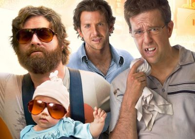 The Hangover (2009) Drinking Game