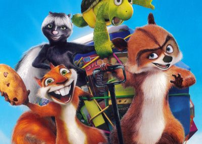Over the Hedge (2006) Drinking Game