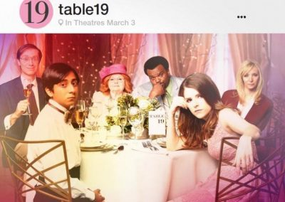 Table 19 (2017) Drinking Game