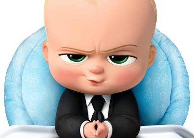 The Boss Baby (2017) Drinking Game
