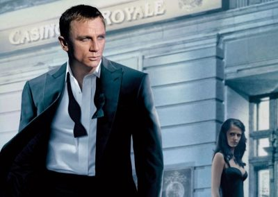 Casino Royale (2006) Drinking Game