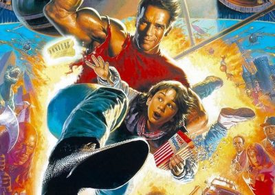 Last Action Hero (1993) Drinking Game