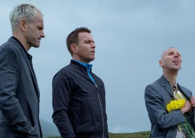 T2 Trainspotting (2017) Drinking Game